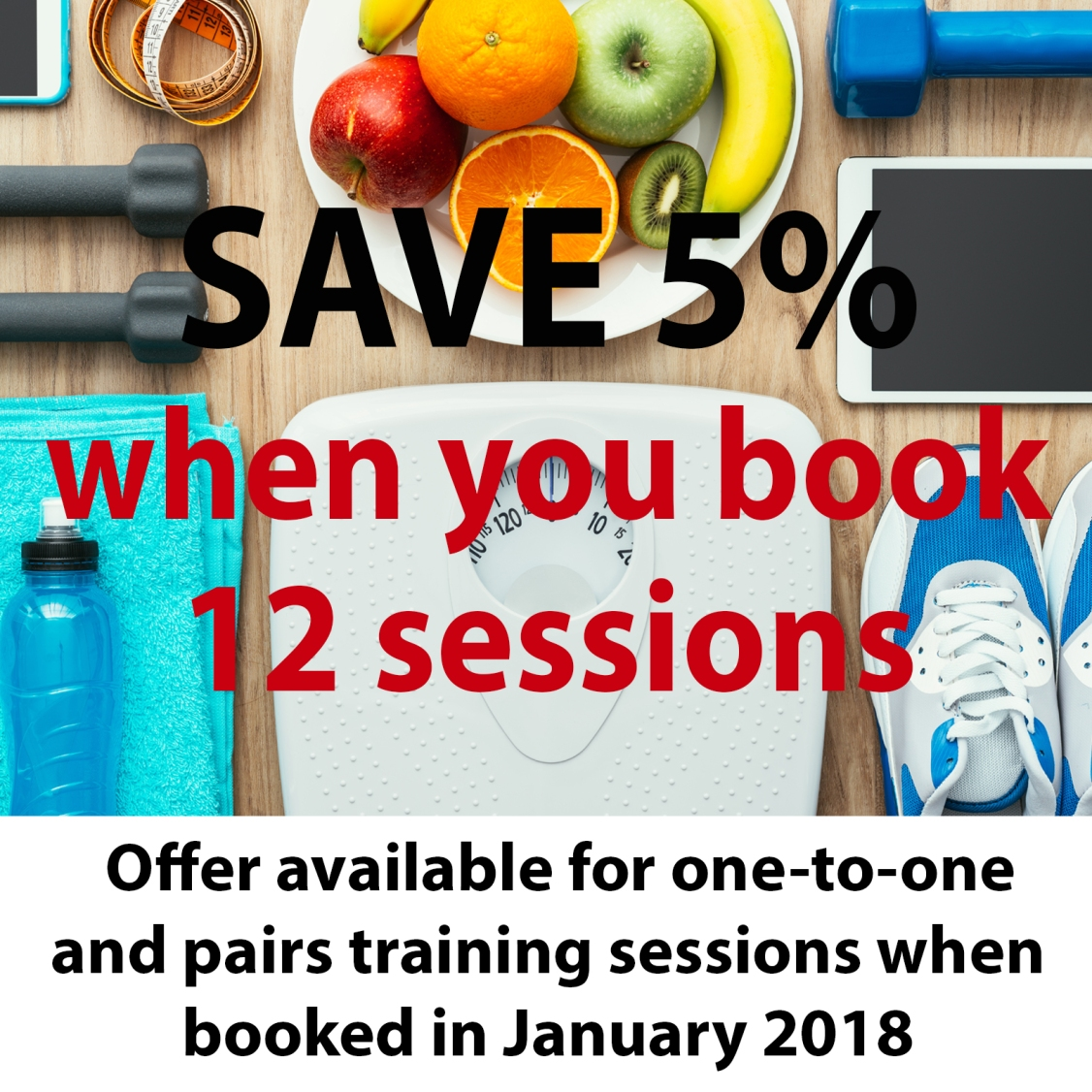 Save 5% New Year